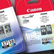 Neue Druckerpatronen Sparpacks von Canon